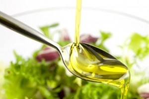 spoon n olive oil